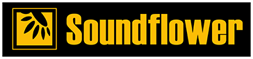 Soundflower Logo leżące 2016